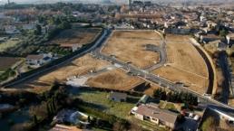 Photo en drone construction agde